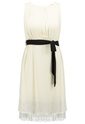 Gaudi Cocktail Dress Party Dress Whisper White Off White