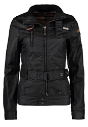 Khujo Lissy Light Jacket Black