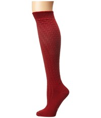 Wigwam Lilly Knee Highs Chili Pepper Knee High Socks Shoes Red