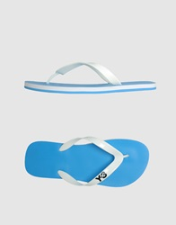Y 3 Thong Sandals
