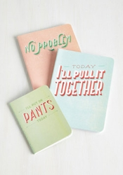 Home And Gifts You Jot This Notebook Set
