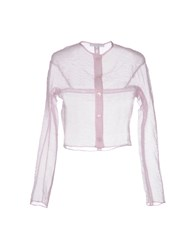 Carven Suits And Jackets Blazers Women Pink