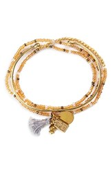 Me To We Women's Holiday Multistrand Bracelet Opportunity