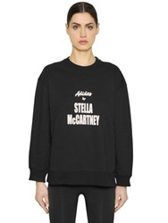 Adidas By Stella Mccartney Yoga Climastorm Cotton Sweatshirt