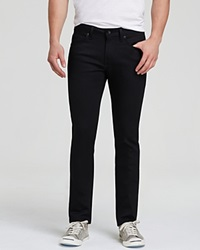 Naked And Famous Jeans Superskinnyguy Power Stretch Super Slim Fit In Black