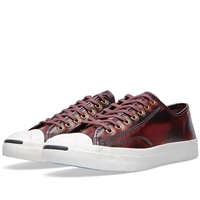 Converse Jack Purcell Burnished Leather Ox Heart