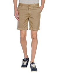 Closed Shorts Military Green