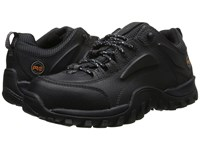 Timberland Mudsill Low Steel Toe Grease Black Oiled Men's Industrial Shoes