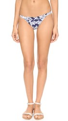 Suboo California Brazilian Bottoms Indigo