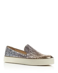 Stuart Weitzman Biarritz Slip On Sneakers Penny Degrade