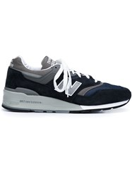 New Balance '997 Heritage' Sneakers Blue