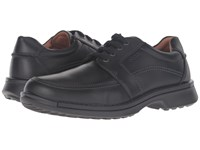 Ecco Fusion Ii Tie Black Men's Shoes