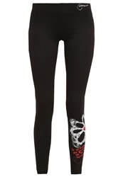 Desigual Leggings Negro Black