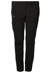 Jack Wolfskin Chilly Trousers Black