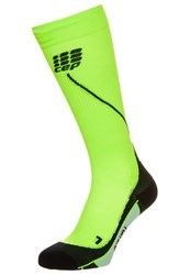 Cep Progressive Run Sports Socks Green