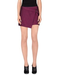 Gaudi' Skirts Mini Skirts Women