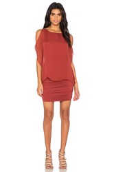 Bailey 44 Dallal Dress Rust