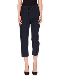 Department 5 Trousers Casual Trousers Women Blue