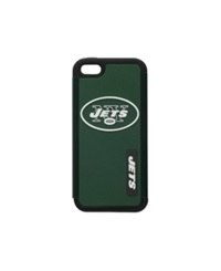 Forever Collectibles New York Jets Iphone 5 Dual Hybrid Case Team Color