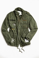 Urban Outfitters Rothco X Lucid Fc M 65 Field Jacket Olive