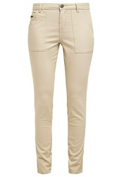 Dorothy Perkins Trousers Cream Off White