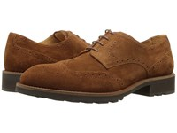 Vince Camuto Ayer Whiskey Men's Shoes Brown