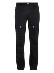 Hood By Air Illusion Tapered Leg Jeans