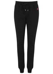 Mcq By Alexander Mcqueen X Tom Tosseyn Black Cotton Blend Jogging Trousers
