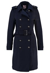 Anna Field Classic Coat Peacoat Dark Blue