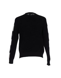 Jupiter Knitwear Jumpers Men Black