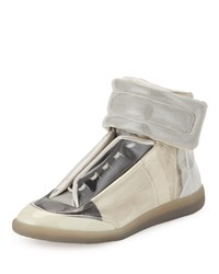 Maison Martin Margiela Maison Margiela Future Translucent High Top Sneaker Taupe Brown Size 40.5Eu 7.5Us