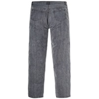 New Standard Japanese Denim Jean Grey