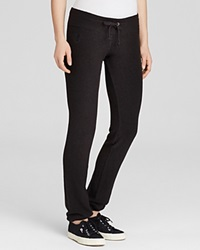 Wildfox Couture Wildfox Sweatpants Maluibu Skinny Jet Black