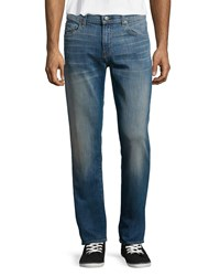 J Brand Ready To Wear Relaxed Straight Leg Jeans Baker