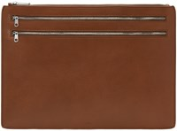 A.P.C. Brown Tony Document Holder