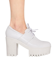 Pixie Market Crosby Lace Up Platform Shoes