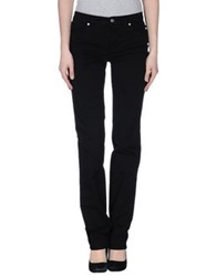 Krizia Jeans Casual Pants Black