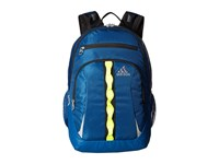 Adidas Prime Ii Backpack Tech Steel Solar Yellow Black Backpack Bags Blue