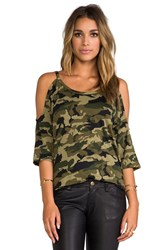 Lovers Friends For Revolve Lizzie Top Green