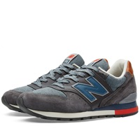 New Balance M996dski Made In The Usa 'Ski Pack' Grey And Navy