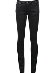 Vivienne Westwood Anglomania 'Razz' Jeans Black
