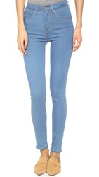 Levi's 721 High Rise Skinny Jeans Cerulean Valley