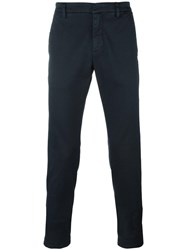 Dondup Stretch Skinny Trousers Blue