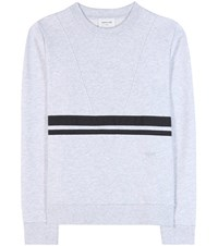 Wood Wood Maxine Cotton Sweatshirt Grey