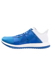 Adidas Performance Pure Boost Zg Trainer Sports Shoes Blue White Core Black