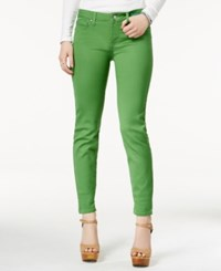 Celebrity Pink Juniors' Colored Skinny Jeans Mint Green