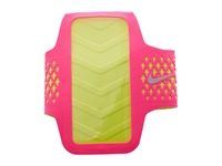 Nike Women's Diamond Armband Hyper Pink Volt Athletic Sports Equipment