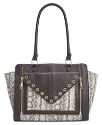 Inc International Concepts Briidget Tote Only At Macy's Black