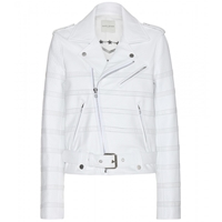 Each X Other Leather Jacket White