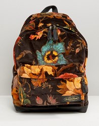 Eastpak House Of Hackney Artemis Print Backpack Wyoming Artemis Multi
